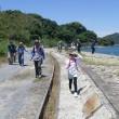 田布施町馬島の史跡巡りウォーキング(1/x)