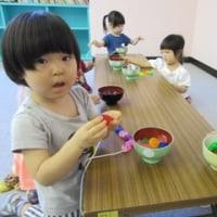未就園児クラス(木曜日クラス🐤)
