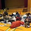避難所総合防災訓練