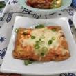 久しぶりの「厚揚げのピリ辛ピザ」を楽しむ・・・飯村直美料理教室