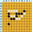 囲碁死活1159官子譜