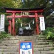 鷲子山上(とりのこさんしょう)神社へ