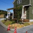 良い家を建てて売りたいプロジェクト!『 ここはリゾート?な家 』は12月2日(土)・3日(日)のOPEN HOUSEに向けてのランドスケープ工事完了!!しました。