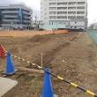 (仮称)東武ホテル建設予定地・歩道拡張
