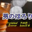 ♬・男のほろり酒/半田浩二//kazu宮本