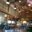 ラフ&タフコーヒースタンドでランチ!