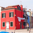 イタリア・ヴェネツィアの島*カラフルな街並み