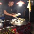 チェンマイの街頭販売
