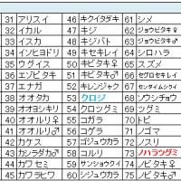 鳥撮りデータ50(2013.1-6)