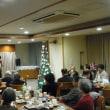 美浜区のご高齢者住宅さんにてクリスマス会