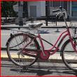 ★新車・ちょっとキズ有・売り切り特価・24インチ・ファッションサイクル・LEDオートライト・ピンク