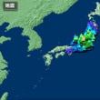 大地震・・・