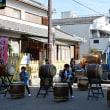豊川海軍工廠の遺構、歴史の平和公園から祭で賑わう豊川稲荷秋季大祭-4