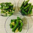 枝豆の3種漬け