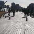 年明けの横浜港をお散歩♪、(2018睦月)。
