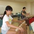 和楽器実技講習会終了