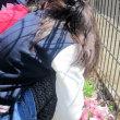 oneboke みちこ今日の庭 つる薔薇 と ふるさと 平池の谷公園