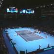 ATPファイナルズ Round1 錦織圭×フェデラー