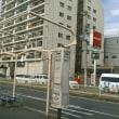 57年ぶりの暴風・大阪市最大瞬間風速47.4メートルの台風21号被害状況⑫一級河川今川編・川の真ん中に暴風で飛ばされた大木が・・