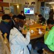 町自主防災会「海山連携交流会」訓練
