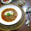 スープカレーでひとり飯