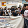 Free health checkup and counseling camp for Nepalese