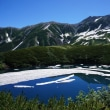 剱岳へ(2)みくりが池周辺