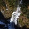 大川村の滝へ