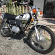 お客様のオートバイ・ヤマハGT50