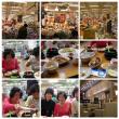 20091211韓国旅行 浦項の友達と食事をしました。