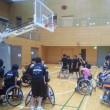 [お知らせ] 車椅子バスケ体験交流会・実施報告