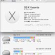 OS X 10.10 パブリックベータ
