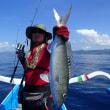 いろんな種類の魚を釣って楽しんでます。