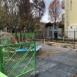防災倉庫・トイレの新築工事