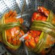 上海蟹! しかもタグ付き