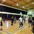 片江校区男女混合ソフトバレーボール大会