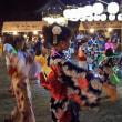 2018.8.11 玉野区盆踊り(提灯山)