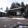 雪の京都(2019/1/26)
