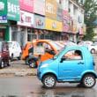 中国で、「低速EV」の規制強化、生産能力の拡大を禁止!