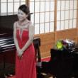 第46回福原彰美ピアノリサイタル終了致しました。