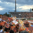 今季2度目のアウェイ観戦!  山梨中銀スタジアム  対ヴァンフォーレ甲府戦    2017-09-09