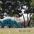 春の親族遠足(2018年03月29日)=恐竜公園・桜島 (その2)
