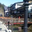 銀山温泉、山形旅行