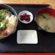 ふるさと宮城 -仙台市・ブリアジづけ丼-