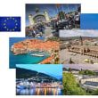 休暇先ヨーロッパ Holiday destination Europe