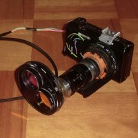 紫外線撮影
