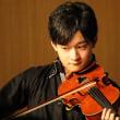 第28回0才からのコンサート、ヴァイオリン渡邊達徳氏で、盛り上がりました!