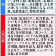 「坂本龍馬」「吉田松陰」「高杉晋作」「楠木正成」が消える。「幸徳秋水」や「従軍慰安婦」や「南京大虐殺」は残る。日本の歴史教育の大きな過ちはスパイ工作を教えないことである