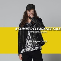 #SUMMER CLEARANCE SALE - HAVE STARTED