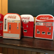 コカ・コーラ貯金箱